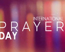 11/210/2017 : INTERNATIONAL DAY OF PRAYER