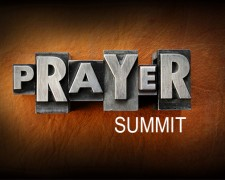 11/17/2017 : PRAYER SUMMIT